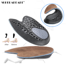 Orthotics Heel Insoles Shock Absorption Heel Cushion Soles Relieve Foot Pain Protectors Spur Support Shoe Pad Feet Care Inserts border for traveler silicone height increasing insoles heel spur cushion soles relieve foot pain protectors heel cup insole