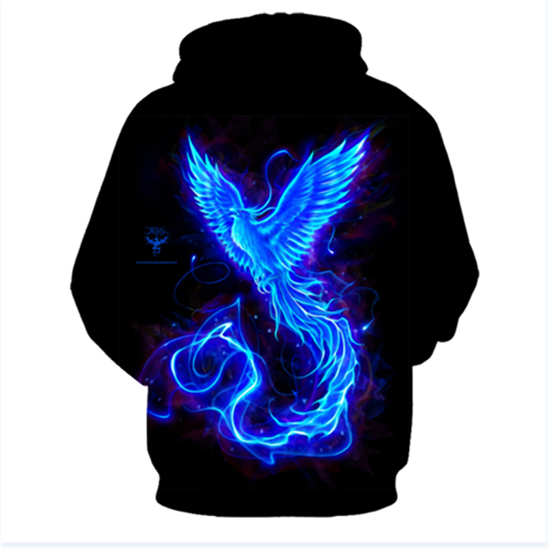 3D Printed Abstract Hoodies Men&Women 52
