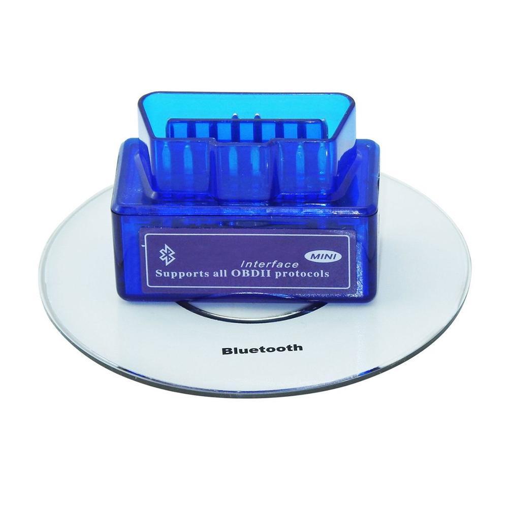 Latest Version Mini OBD2 V1.5 Elm 327 V2.1 OBD 2 Car Diagnostic-Tool Scanner OBDII Adapter Auto Diagnostic Tool
