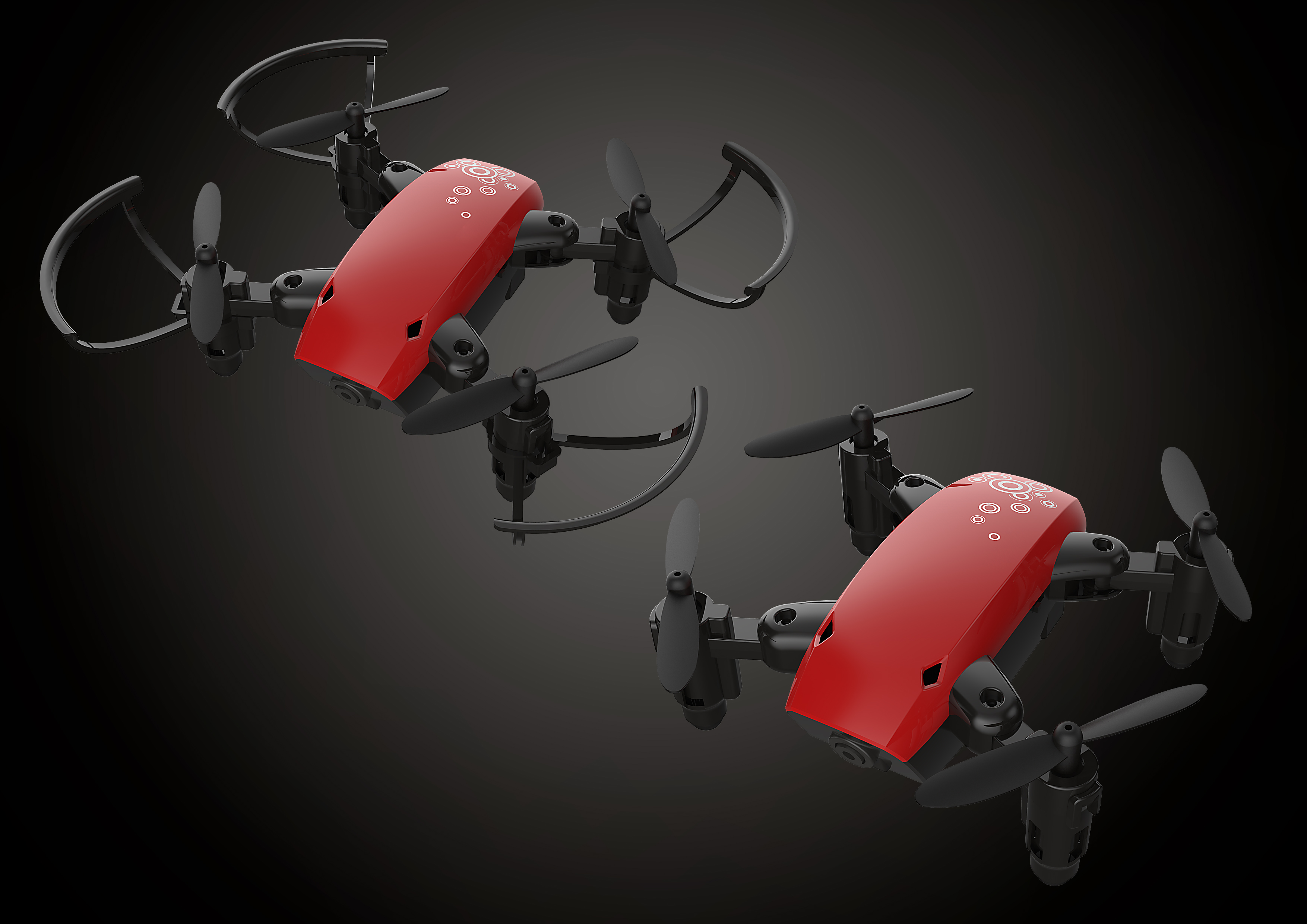 1806A series Fixed height unmanned aerial vehicle Helic Max four axis aerial photography for boys toys - 3