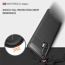 Чехол для motorola moto edge plus чехол прочный защитный силиконовый