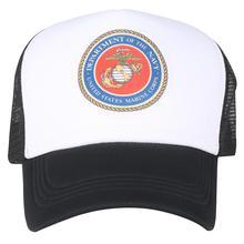 Women Snapback Caps United States Marine Corps Baseball Hat Men Trucker Navy Hip Hop Casquettes Visor Kids Hip Hop Fitted Hats united states marine corps u s marine corps staff warfighting