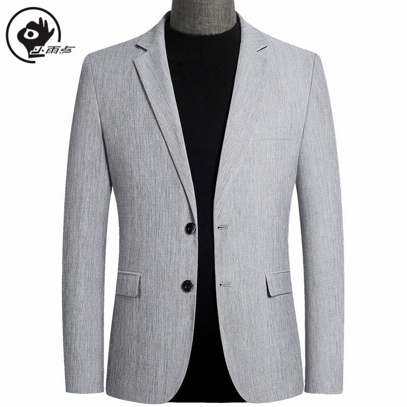 XiaoYudian Blazer Men 2020 New Arrival Spring Casual Thin Men's Suits Casual Jackets Male Plus-size M-4XL