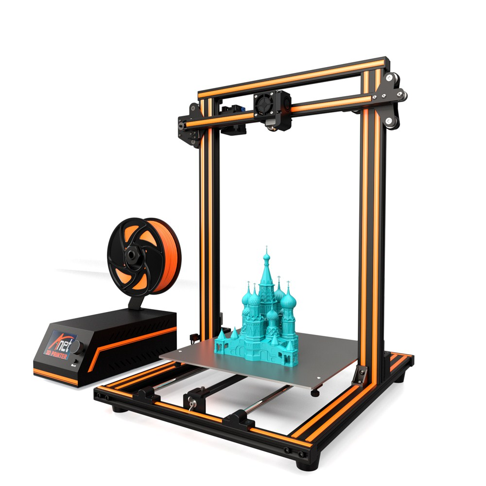 Anet 3D Printer With 300*300*400mm Large Printing Size Impressora 3D Printer E12 E16 Eagle Serial Easy Assembly Machine