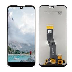 Dla Nokia 2.2 LCD dla Nokia 4.2 wyświetlacz LCD ekran dotykowy moduł digitizera ekranu zamiennik dla Nokia 3.2 LCD w Ekrany LCD do tel. komórkowych od Telefony komórkowe i telekomunikacja na