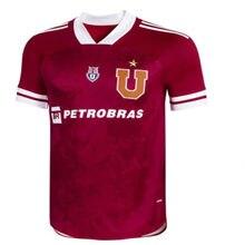 Camiseta de la Universidad de Chile, camisa de la más alta calidad de la Universidad de Chile de 20 21