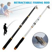 High Hardness FRP 2.1M -3.6M Carp Fishing Rod feeder Hard Carbon Fiber Telescopic fishing pole