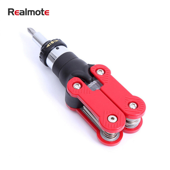 цена на 15 In 1 Multifuncational Ratchet Precision Screwdriver Chrome Vanadium Steel Screw Driver Phillips Slotted Hex Torx