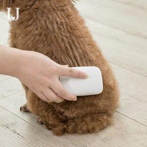 Image 5 - Youpin JORDAN & JUDY สัตว์เลี้ยงสุนัขซิลิโคนหวีผมแปรงเรียบพื้นผิวทำความสะอาดง่ายจาก Youpin