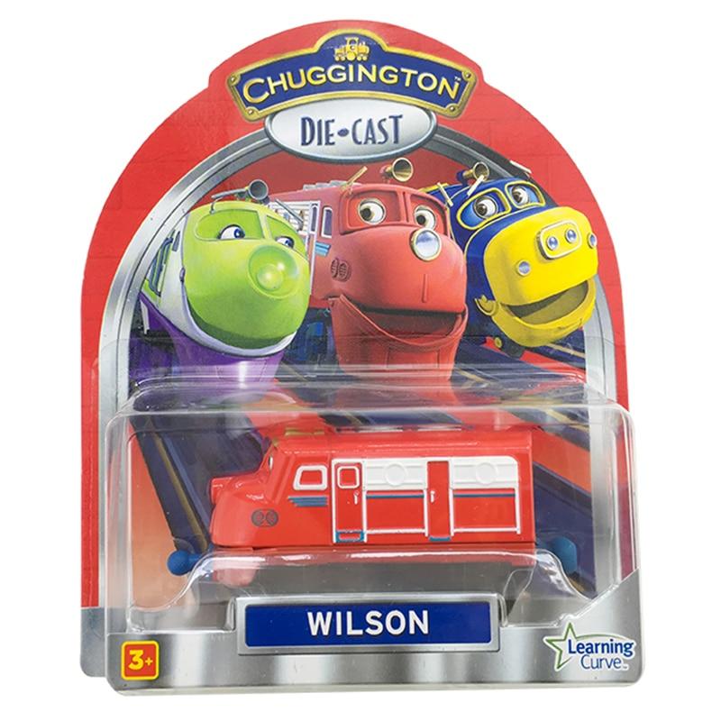 Chuggington Trains Toys Metal Diecast Toy Car Dunbar/Speedy/Skylar/Wilson/Koko/Harrison/Mtambo/Emery