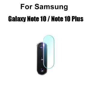 Image 5 - Metal Protective Ring For Samsung Galaxy Note 10 S10 Plus Pro Camera Tempered Glass Screen Protector Samsung Note 10 S10 Glass