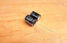 50 шт/лот rubycon yk серия 105c высокочастотный низкостойкий