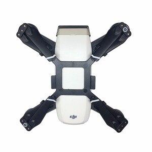 Image 2 - Dji 스파크 부품 짐벌 홀더 렌즈 커버 프로펠러 픽서 보호 브래킷 조이스틱 프로텍터 카메라 드론 액세서리 키트