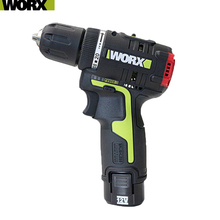 WORX 12V Brushless Motor Cordless Electric Screwdriver WU130 Professional Tool with 1 Battery and 1 Charger