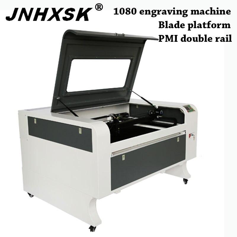 JNHXSK 1080 100w reci ruida Co2 laser gravure machine de découpe CNC CO2 routeur livraison gratuite CFR papier caoutchouc cuir bois