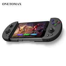 цена на Mobile Phone Wireless Bluetooth Gamepad Stretchable Wireless Joystick Controller For Smartphone Android IOS Handle Gamepad