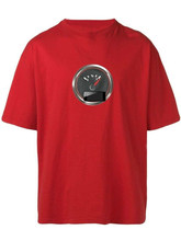 Balanciaga speed clock t-shirt tamanho S-3XL(China)