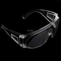 Klar Entlüftet Schutzbrille Augenschutz Schutz Lab Anti-Fog Brille M09 dropship