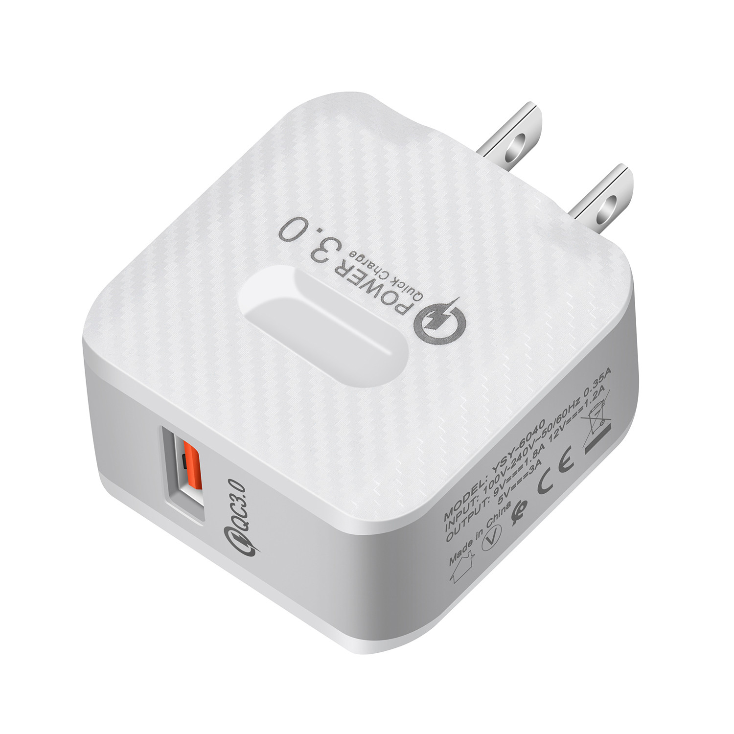 Ouhaobin USB Charger Quick Charge 3.0 For Phone For Samung Fast Wall Charger US Plug Wall Adapter Mobile Charging Phone