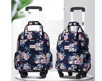 20 zoll Spinner Koffer 22 Zoll Kabine Roll Gepäck Taschen Reise Trolley Taschen Räder Rädern Rucksack für Frauen Trolley Taschen