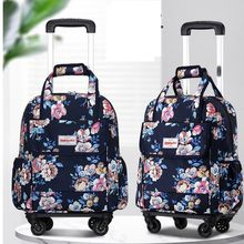 Trolley Bags Suitcase Spinner Cabin Travel Women 20inch for Wheels-Wheeled-Backpack