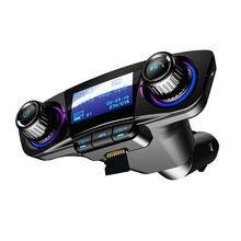 Auto Radio FM Sender MP3 Player Auto Zubehör Hände freies Drahtlose Bluetooth Fm Transmiter Auto USB Ladegerät Dropshipping