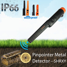 upgrade Sensitive Metal Detector Pro Pinpoint GP-pointer Waterproof Pinpointing Gold Digger Garden Detecting