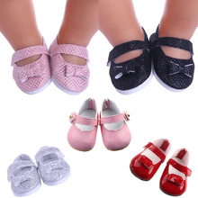 Shoes Dolls Reborn American Accessories Girl Baby New for 18-43cm BJD Suit Outfit New-Fashion