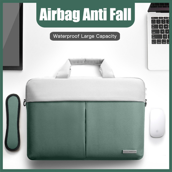 imitation leather laptop sleeve 14 inch men s bag case ultrabook notebook handbag for 14 inch jumper ezbook 3 bag Laptop Bag for Macbook Air pro Notebook Case 13/14/15 inch Laptop Sleeve Computer Handbag Briefcase Carry Bag for DELL HP Xiaomi