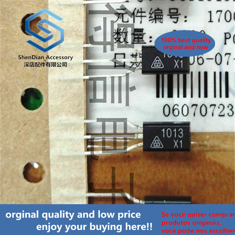 30pcs 100% Orginal New 2SA1013O A1013100~200 TO-92L  Color TV Verttical Deflection Output Applications Power Switchingreal Photo