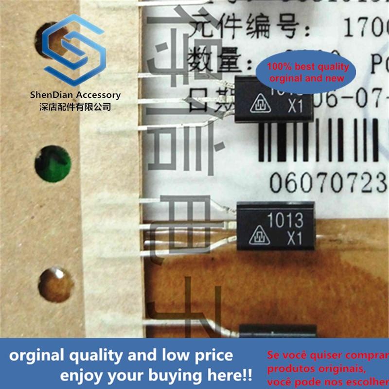30pcs 100% Orginal New 2SA1013O A1013100~200 TO-92L  Color TV Verttical Deflection Output Applications Power Switchingreal Photo