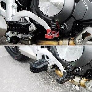 Image 2 - Spirit Beast reposapiés de apoyo para motocicleta, reposapiés, cubierta para Benelli TRK502 TRK251 TNX Trk502X