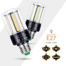 E27 LED Corn Bulb B22 Ampoule LED E14 220V Light Bulb 3.5W 5W 7W 9W 12W 15W 20W LED Lamp 110V Bombillas Candle Lights No Flicker