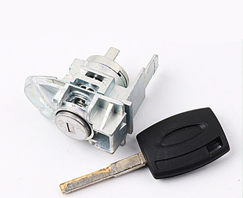 OEM Left Door Lock Cylinder For Ford Fiesta With 1PC Key Replacement Auto Door Lock Cylinder Locksmith Tool car door lock latch for mercedes benz door lock for w164 w221 s350 s400 s500 s600 left door lock cylinder locksmith tools