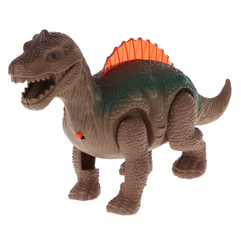 Mighty Electric Walking With Sound Dinosaur Toys Animals Model Popular Toys For Kids  Y1QF