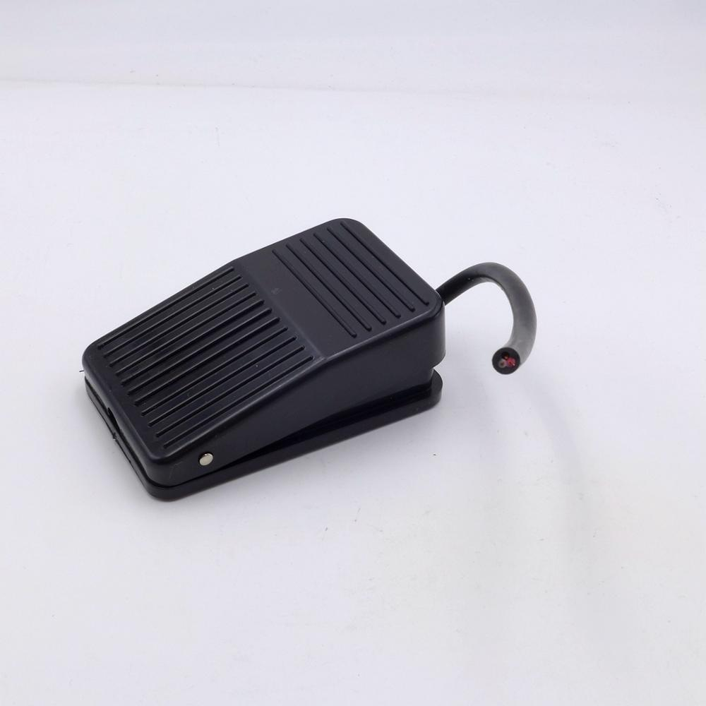 Free Your Hand Plastic Light Weight Foot Pedal Spot Welding Switch Tig Torch