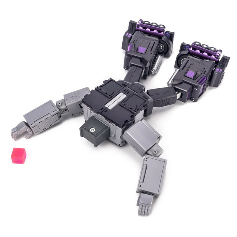 Image 5 - DX9 Toys D 14 D14 Capone Motormaster Atilla Stunticons Combiner Transformation Action Figure Robots Deformed ToysAction & Toy Figures   -