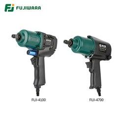 FUJWARA Pneumatic Wrench Industrial Grade 900N.M 1/2 Inch Air Impact Spanner Auto Repair Silencer High Torque Tire Removal