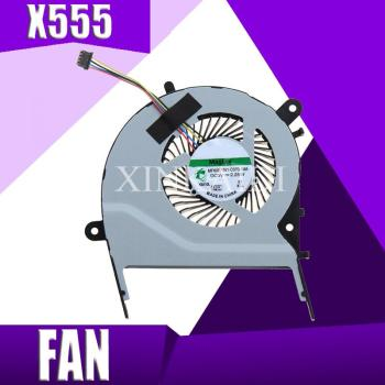 XinKaidi NEW CPU FAN FOR ASUS X455LD X455CC A455 A455L K455 X555 A555L K555 W419L W519L R557L CPU COOLING FAN KSB0605HBA03 image