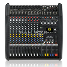 Similar Dynacord CMS1000-3 CMS 1000-3 audio Mixer dj audio mixer Professional Mixer with Plastic cover Dual DSP Effects(China)