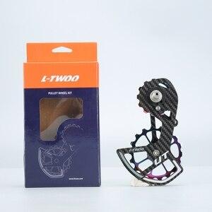 Image 2 - Arco Iris ltwoo de velocidad OSPW Shimano 9100 R8000 8050, 8070, 9150, 9170 Serie DE