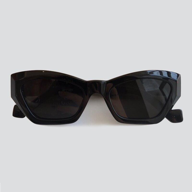 2019 Rectangle Sunglasses Women With Plastic Box gafas de sol hombre Vintage Sun Glasses Female