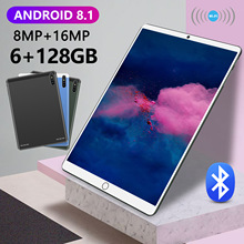 10.1 inch Tablet PC, Dual SIM, Dual Standby Phone, Internet, Android, Student Tablet, Gift Tablet, Entertainment Tablet