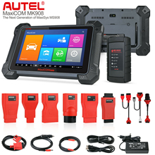 Autel MaxiCOM MK908 OBD2 자동 진단 도구 자동차 코드 리더 스캐너 ECU 코딩