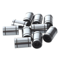 New 10 Pcs 8 mm LM8UU Linear Ball Bear Bearing|Bearings|Home Improvement -