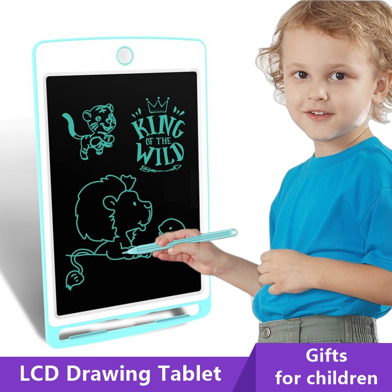 10 Inch LCD Writing Tablet Digital Drawing Board Handwriting Pads Electronic Graffiti Tablets Educational Children's Toys