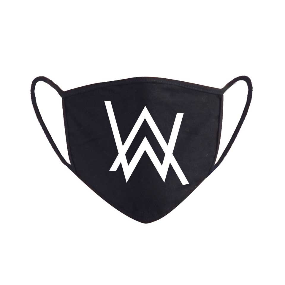 Mouth Mask Alan Walker Women Men Cotton Dustproof Anime Fairy Tail Naruto Anti-Dust Facial Cover Breathable Face Mask