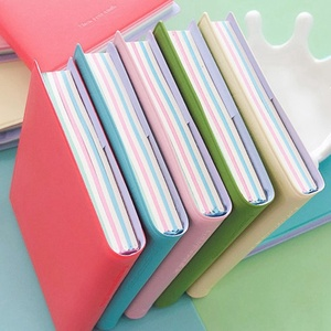 1pcs/lot 105*80mm New Lovely Colorful Mini Daily Notebook/notpad/pocket Diary Note