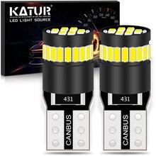 2 adet Canbus T10 W5W 168 194 LED gümrükleme park işıkları ampüller Kia Rio için K2 K3 K5 K4 KX5 cerato Soul Forte Sportage R Sorento
