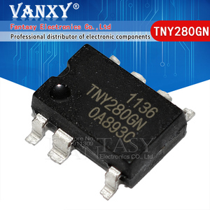 5pcs TNY280GN SOP-7 TNY280 SOP7 TNY280G SOP 280GN(China)